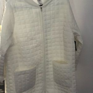 Athletic quilted jacket